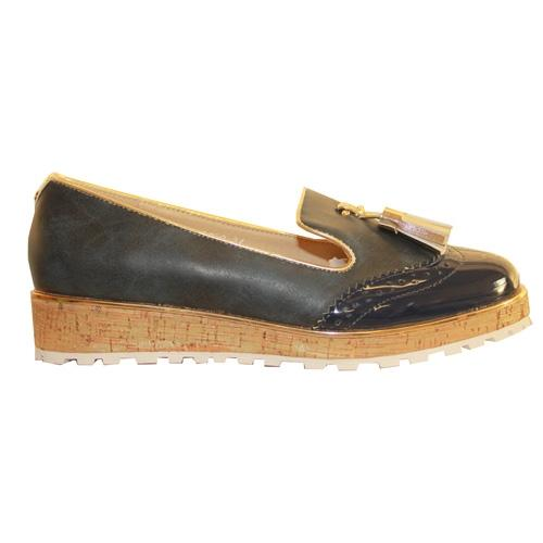 Lunar Loafers  - Michaela - Navy