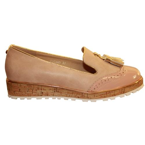 Lunar Loafers  - Michaela - Pink