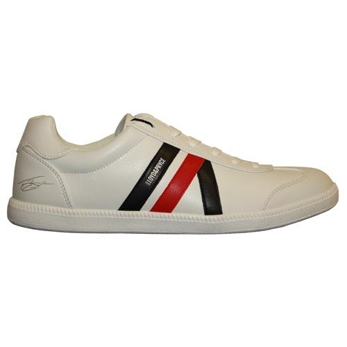 Tommy Bowe Trainers - Barlow - White