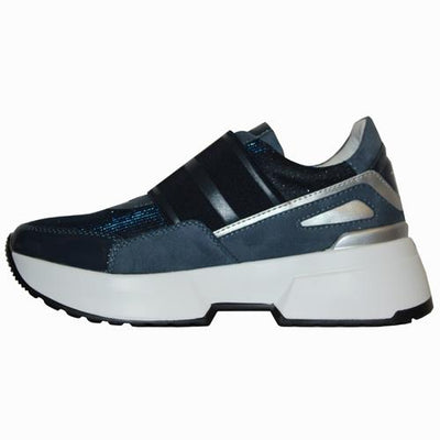 Tommy Bowe Ladies Trainers- Fowley - Navy