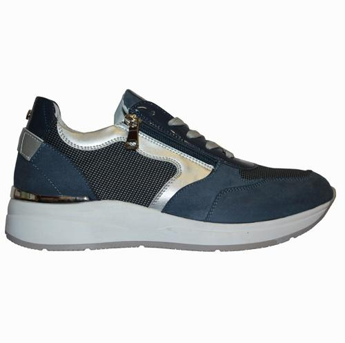 Tommy Bowe Ladies Trainers- Dowling - Navy