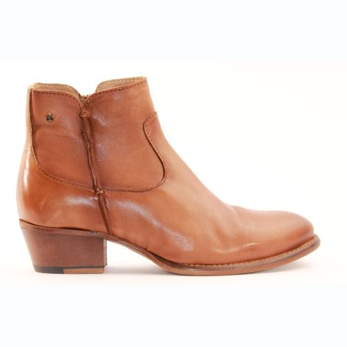 Amy Huberman Ankle Boots - Here Mr Jordan - Tan