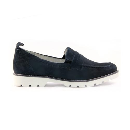 Jana Loafers  - 24752-24 - Navy