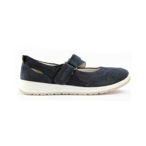 Jana Ladies Flat Shoe - 24663-24 - Navy
