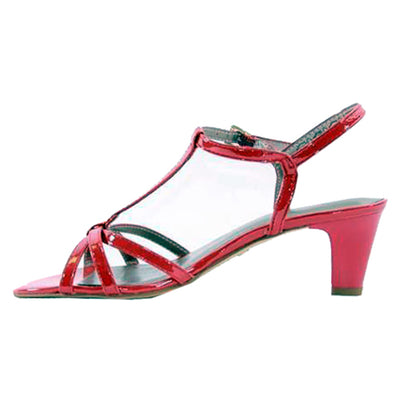 Tamaris Sling Back Sandals - 28329-20 - Red
