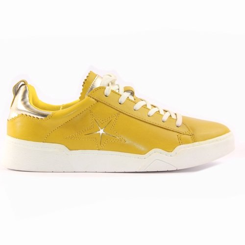 Tamaris Trainers - 23754-24 - Yellow