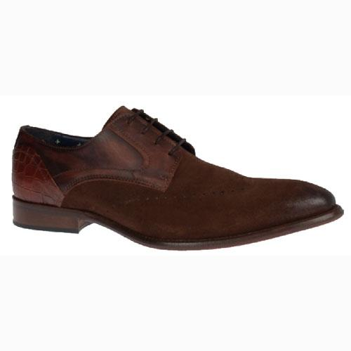 Brent Pope Mens Dressy Shoes - Inglewood- Brown
