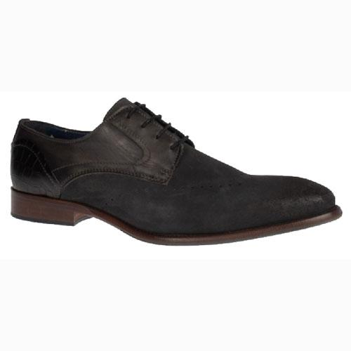 Brent Pope Mens Dressy Shoes - Inglewood - Navy