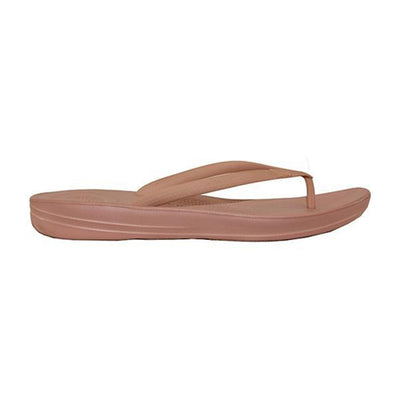 FitFlop Toe Post Sandal - Iqushion - Nude