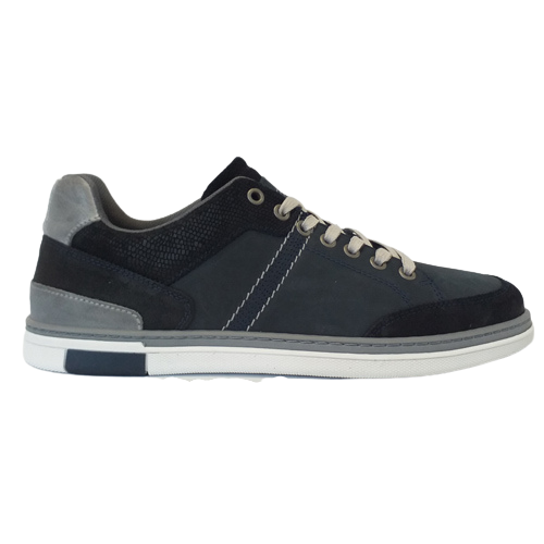 Tommy Bowe Mens Trainers - Keenan - Navy