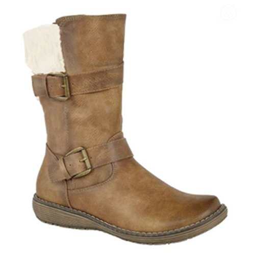 Cipriata Ladies Knee Boot - L339 - Tan