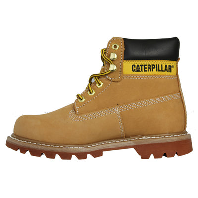 Caterpillar Ladies Boots - Honey