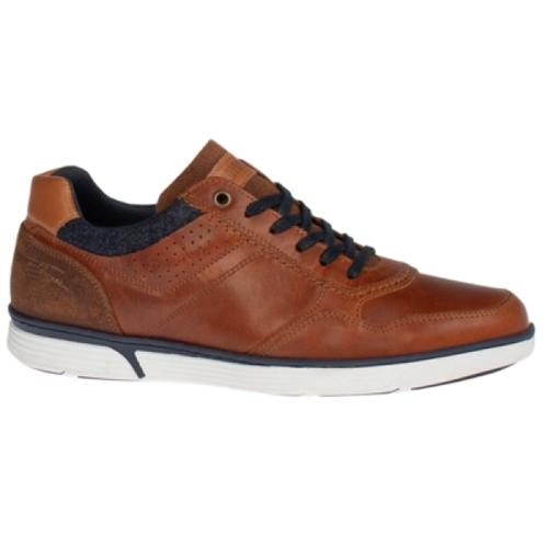 Tommy Bowe Trainers - Larmour - Tan