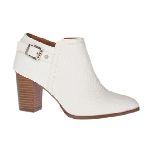 Kate Appleby Ankle Boots - Lavenham - White