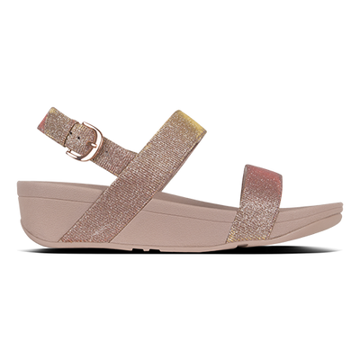 Fitflop Strapped Sandal - Lottie - Rose Gold