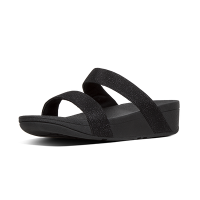 Fitflop Sandal - Lottie Slide  - Black