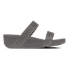 Fitflop Sandal - Lottie Slide - Pewter