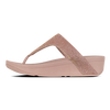 Fitflop Toepost Sandal - Lottie - Rose Gold
