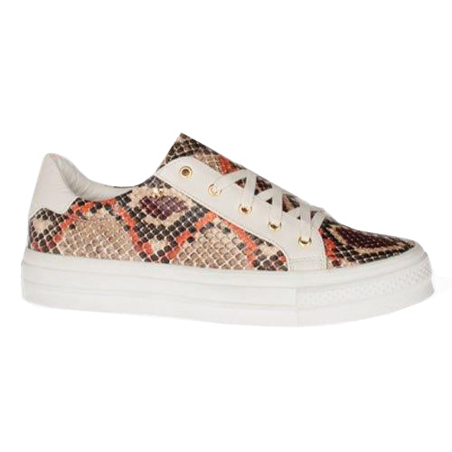 Amy Huberman Trainers - Love Afternoon - Snakeprint