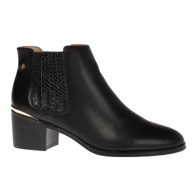 Amy Huberman Ankle Boots - Love Simon - Black