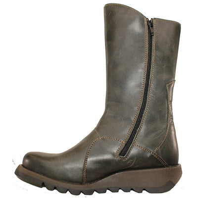 Fly London Mid Boots  - Mes 2 - Green