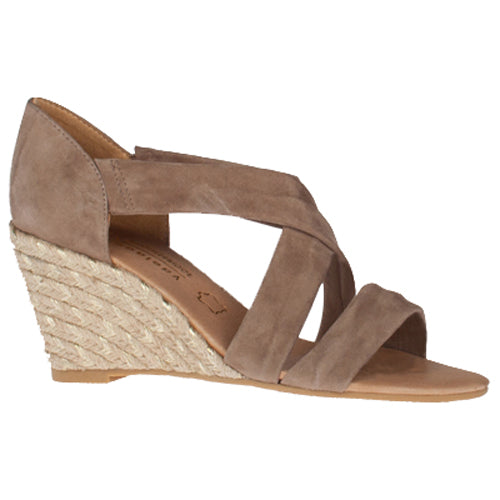 Kate Appleby Wedge Sandal - Millbank - Tan Umber