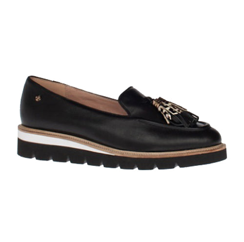 Amy Huberman Loafers- Monster In Law - Black