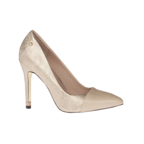Kate Appleby High Heel - Moraine - Gold