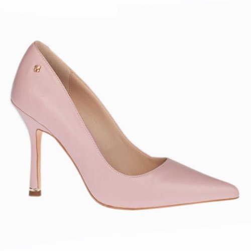 Amy Huberman Dressy Heels - My Man Godfrey - Pink