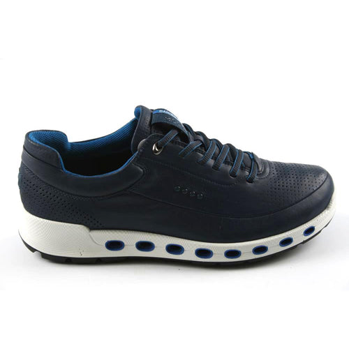 Ecco Gortex Walking Shoe - 842514 - Navy