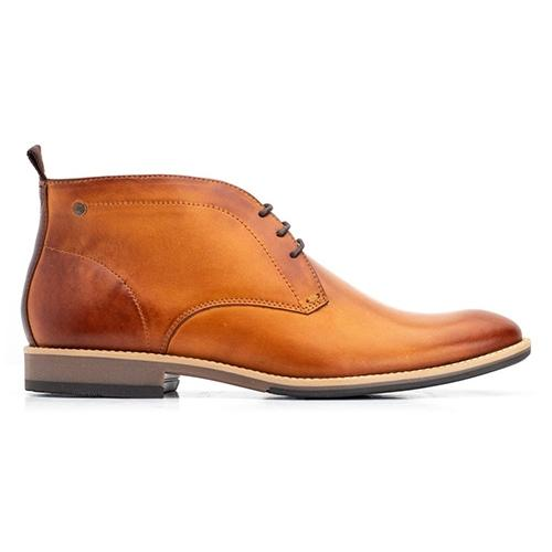 Base London  Chukka Boots  - Nixon - Tan