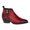 Amy Huberman Ankle Boots - Notting Hill - Red