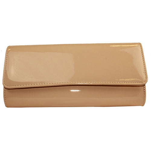 Dr Bear Clutch Bag - 90855 - Nude