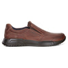 Ecco Mans Slip On Shoe - 531354 - Cognac