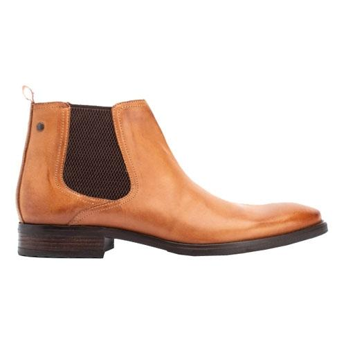 Base London Chelsea Boots  - Oxley - Tan