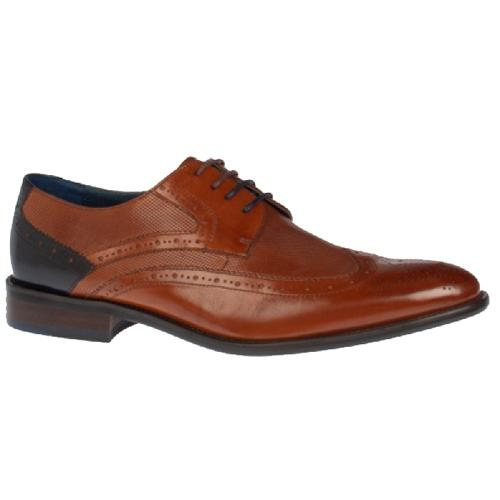 Tommy Bowe Dress Shoes - Pittwater - Tan