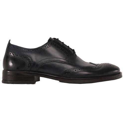 Base London Brogues - Porter - Navy