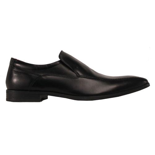 Base London Mens Dressy Shoes - Pound - Black