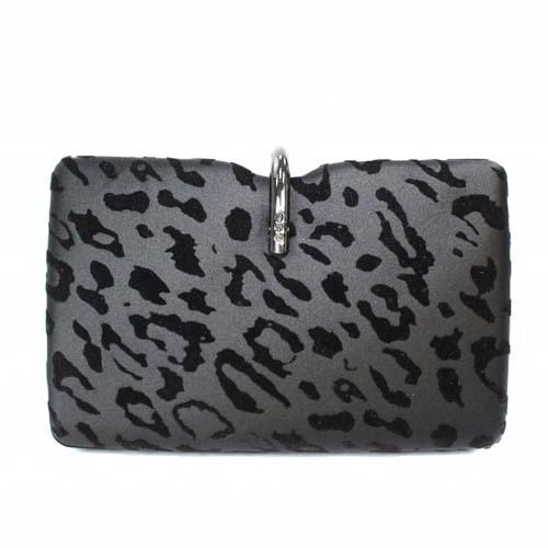 Lunar Clutch Bag - Raya - Black