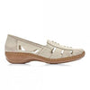 Rieker Pumps - 41385-62 - Cream