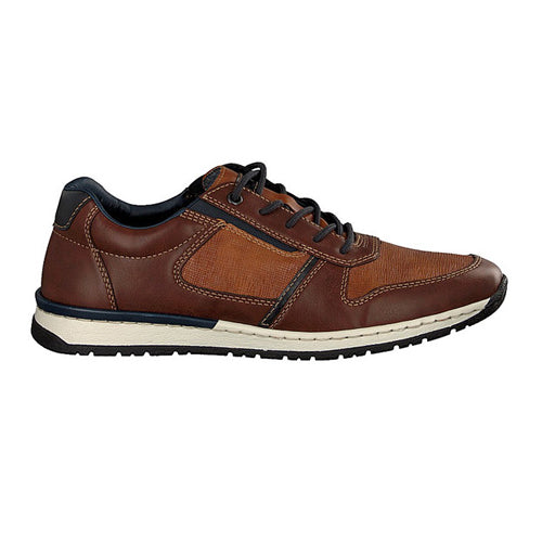Rieker Mans Shoe - B5120-25 - Brown