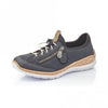 Rieker Walking Shoes - N4263-14 - Navy