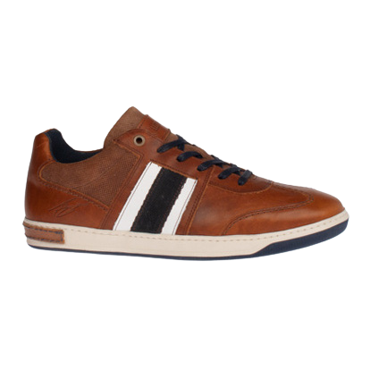 Tommy Bowe Mens Trainers - Roux - Tan