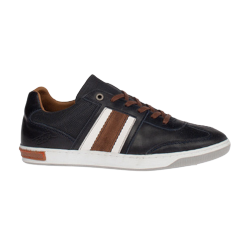 Tommy Bowe Mens Trainers - Roux - Navy