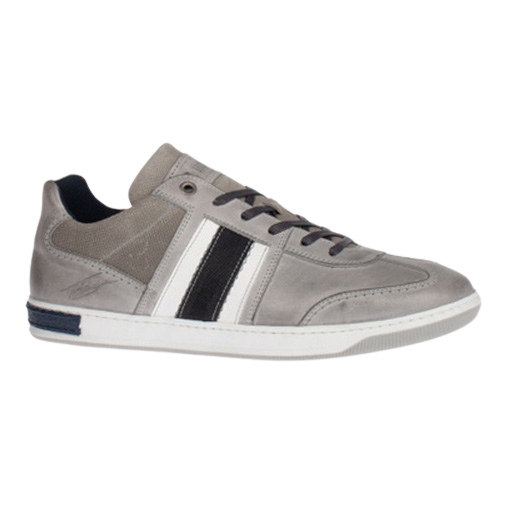 Tommy Bowe Mens Trainers - Roux - Grey