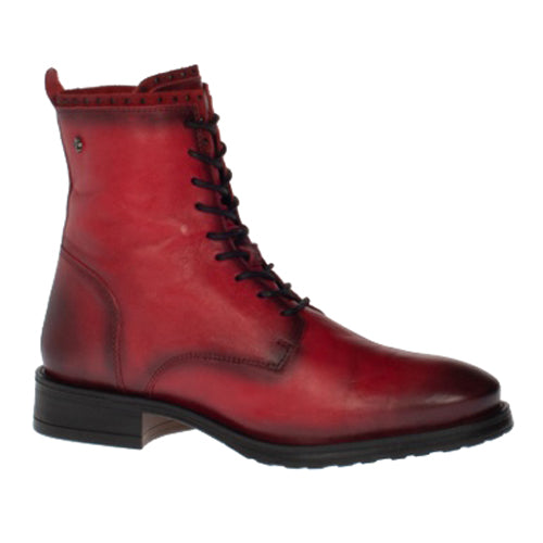 Amy Huberman Ankle Boots - Roxanne - Red