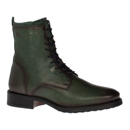 Amy Huberman Ankle Boots  - Roxanne - Green