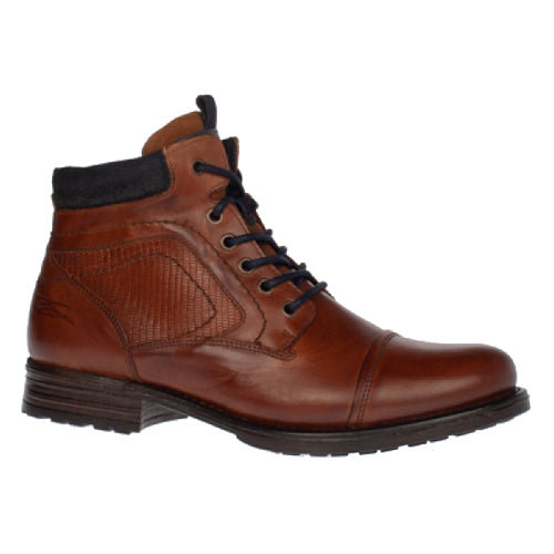 Tommy Bowe Laced Boots - Ruddock - Tan