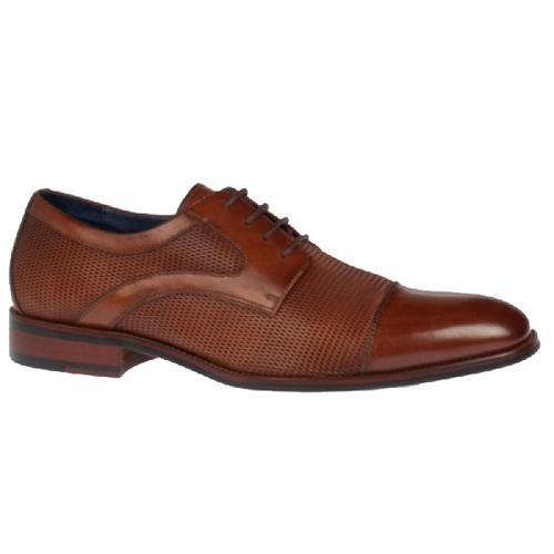 Tommy Bowe Dress Shoes - Soldier - Tan
