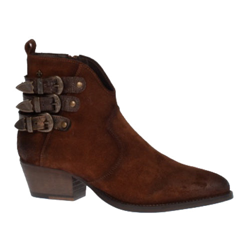 Amy Huberman Ankle Boots - Someone Great - Brown
